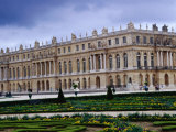 Palace of Versailles and Formal Garden  Versailles  Ile-De-France  France