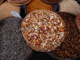 Legumes  Seeds and Nuts for Sale at Souq  Damascus  Rif Dimashq  Syria
