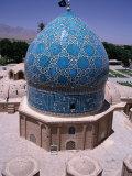 Dome of the Tomb of Shah Ne'Matollah Vali  Mahan  Iran