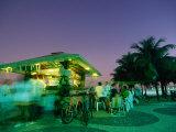 Copacobana Kiosk at Night  Rio De Janeiro  Brazil