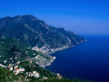 Coastline South of Ravello  Ravello  Campania  Italy