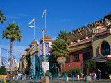 Santa Cruz Beach Boardwalk and Seaside Amusement Centre  Santa Cruz  California  USA