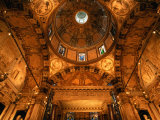 Chapel of St John the Baptist Inside Cathedral San Lorenzo  Genova  Italy