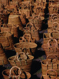 Bags and Baskets  Tenganan  Bali  Indonesia