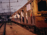 Suburban Train  Chennai  India