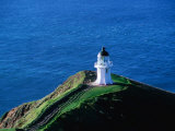 Cape Reinga Lighthouse on Northern Tip of New Zealand  New Zealand