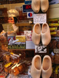 Perhaps Not Thought of as Terribly Belgian  Clogs for Sale in Brugges  Belgium