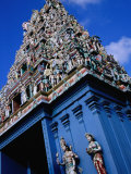Sri Srinviasa Perumal Temple  Large Complex Devoted to Vishnu  Singapore