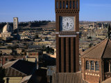 Bell Tower of Catholic Cathedral  Asmara  Eritrea