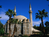 Takiyyeh As-Sulaymaniyyeh Mosque  Built by Sinan (1553)  Damascus  Syria