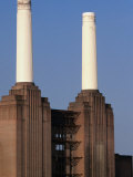 The Battersea Power Plant - London  England
