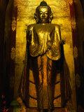 Konagamana Buddha of the Ananda Temple (Patho)  Bagan  Mandalay  Myanmar (Burma)