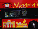 Madrid Sightseeing Bus  Madrid  Spain