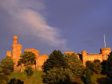 Inverness Castle on Hill Inverness  Highland  Scotland