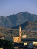 Mosque of Nakfa Exterior  Nakfa  Eritrea