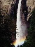 Bridalveil Falls  Yosemite National Park  California  USA