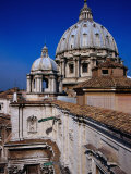 Dome of St Peter&#39;s Basilica  Vatican City
