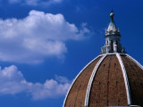 Dome of Il Duomo (Santa Maria Del Flore)  Florence  Tuscany  Italy