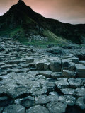 Hexagonal Basalt Rock Formations of Giant's Causeway  Giants Causeway  United Kingdom