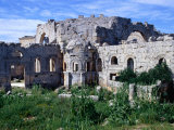 Qala'At Samaan  Ruined Basilica of St Simeon of Stylites  Built Around Pillar of St Simeon  Syria