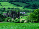 Llanthony Priory  Black Mountains  Llanthony  United Kingdom