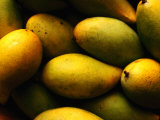 Nam Doc Mai Mangoes for Sale at Rapid Creek Market  Darwin  Australia