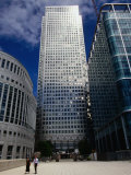 Modern Office Space at Canary Wharf in London  England  London  England