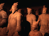 Terracotta Warriors of Xi&#39;an  Xi&#39;an  China