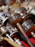 Prayer Wheels for Sale  Kathmandu  Nepal