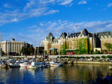 Inner Harbour Marina  Victoria  Canada