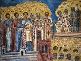Last Judgement Fresco of Voronet Monastery  Voronet Monastery  Suceava  Romania