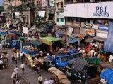 Afternoon at Burra Bazaar  Kolkata  India