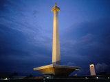National Monument (Monas)  Merdeka Square  Jakarta  Indonesia