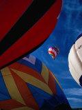 Hot Air Balloon Race  Calgary  Canada