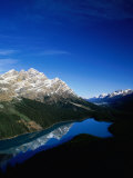 Peyto Lake  Banff  Canada