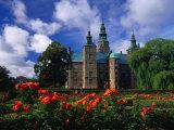 Rosenborg Castle and Gardens  Copenhagen  Denmark