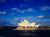 Sydney Opera House at Circular Quay  Sydney  Australia