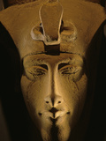 Pharaohs of the Sun  Sandstone Image of Akhenaten at Karnak  Egypt