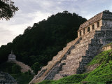 Palenque  Chiapas  Mexico