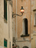 Street light Detail  Ischia Ponte  Ischia  Bay of Naples  Campania  Italy
