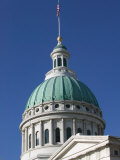 Old Courthouse Dome  Gateway Arch Area  St Louis  Missouri  USA