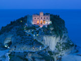 Santa Maria dell'Isola Church  Tropea  Calabria  Italy