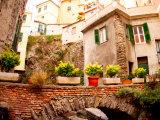 Architecture of Manarola  Cinque Terre  Italy