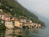 Lakeside Village  Lake Lugano  Lugano  Switzerland