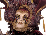 Traditional Costumes  Carnival  Venice  Italy