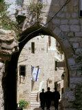 Old City  Jewish Quarter  Jerusalem  Israel