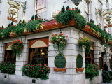 The Prince of Wales Pub  Covent Garden  London  England