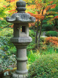 Japanese Garden  Seattle Arboretum  Seattle  Washington  USA