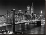 New York  New York  Brooklyn Bridge