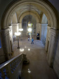 Lobby of the Cleveland Public Library&#39;s Main Branch